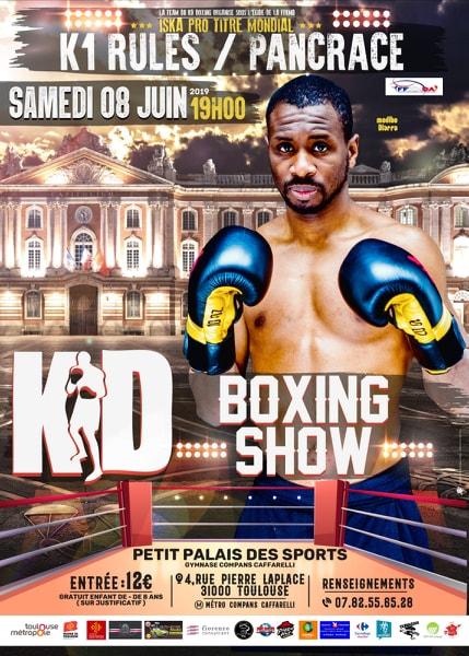 Gala KD Boxing Show