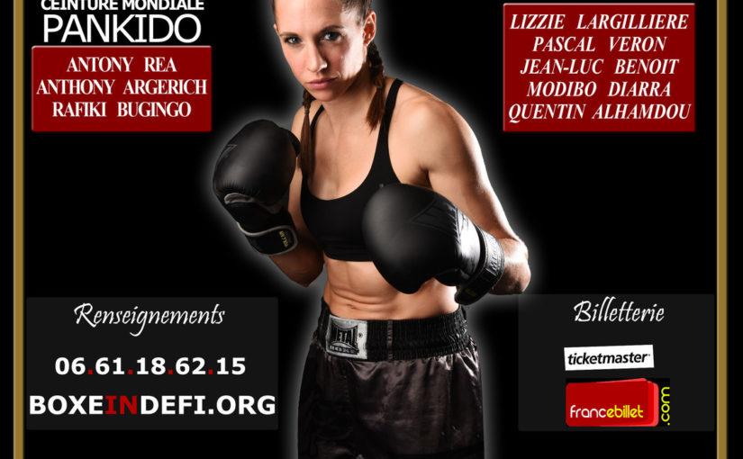 Boxe in defi à Muret 18 mars